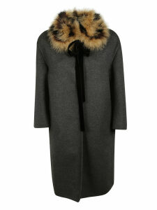 Prada Faux Fur Coat