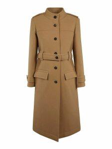 Chloé Buttoned Coat