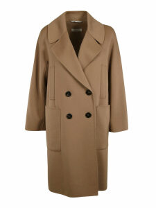 Max Mara Double Breasted Coat
