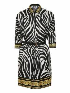 Versace Patterned Dress