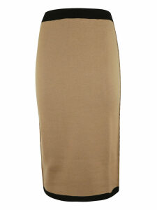 Antonio Marras Ribbed Skirt