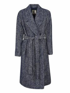 SEMICOUTURE Belted Coat