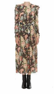 Zimmermann Midi Silk Dress