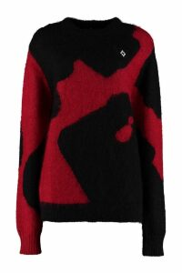 Marcelo Burlon Mohair-wool Sweater