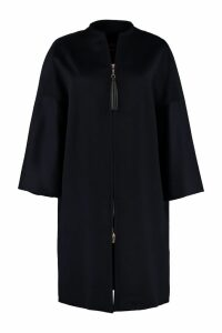 Max Mara Studio Kirie Virgin Wool Coat