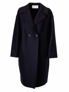 Harris Wharf London Dropped Shoulders Coat