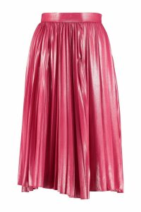 Pinko Obbedire Pleated Skirt