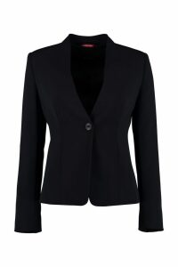 Max Mara Studio Massimo Single-breasted Blazer