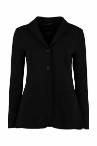 S Max Mara Here is The Cube Mayaca Single-breasted Blazer