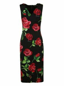 Dolce & Gabbana Rose Dress