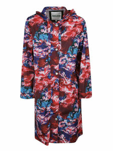 Kenzo Printed Raincoat
