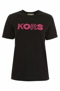 MICHAEL Michael Kors Fluo Logo T-shirt