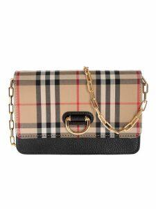 Burberry Ls Hayes Shoulder Bag