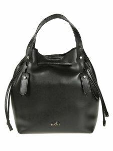 Hogan Strap Detail Bucket Bag