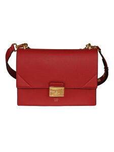 Fendi Kan U Vernice Old Grace Shoulder Bag