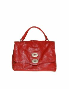 Zanellato Postina S Line Luster In Leather Red