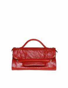 Zanellato Nina S Luster In Puffed Leather Red