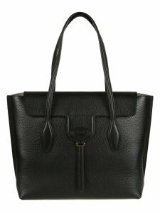 Tods Logo Tote