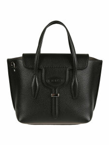 Tods Embossed Logo Tote