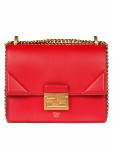 Fendi Kan U Small Shoulder Bag