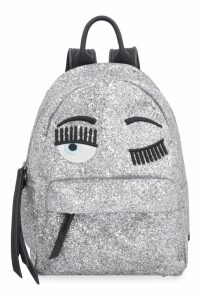 Chiara Ferragni Flirting Eyes Glitter Backpack