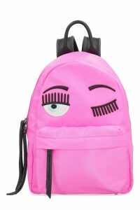 Chiara Ferragni Flirting Technical Fabric Backpack