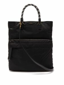 Anya Hindmarch - Bungee Cord Handle Tote Bag - Womens - Black