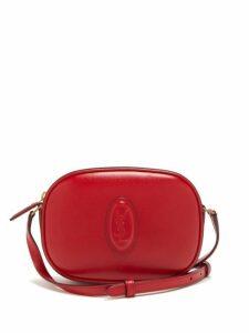 Saint Laurent - Le 61 Leather Cross Body Bag - Womens - Red