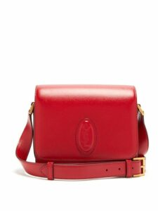 Saint Laurent - Le 61 Small Leather Cross-body Bag - Womens - Red