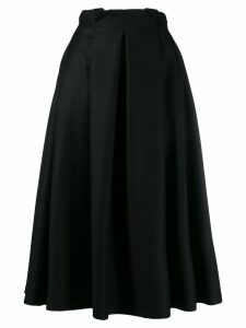 Société Anonyme ruffle full top skirt - Black