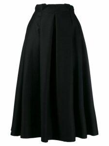 Société Anonyme ruffle full top skirt - Black