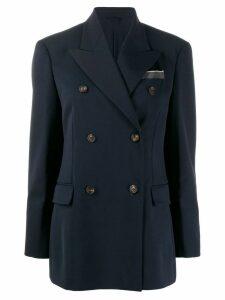 Brunello Cucinelli classic blazer - Blue