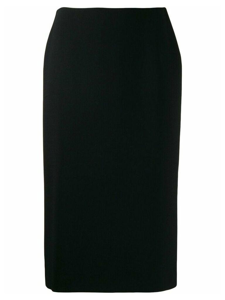 Ralph Lauren Collection classic pencil skirt - Black