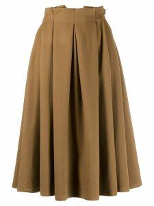Société Anonyme paperbag waist skirt - Neutrals