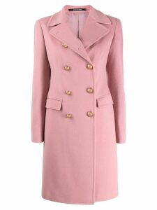 Tagliatore double-breasted coat - Pink