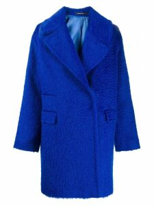 Tagliatore Astrid double-breasted coat - Blue