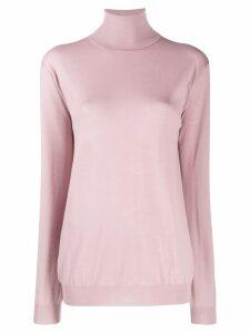 Prada turtle neck sweater - Pink