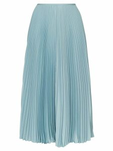 Joseph Abbot pleated skirt - Blue