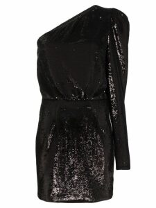 Alexandre Vauthier sequin-embellished mini dress - Black