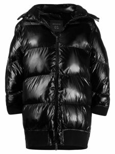 Semicouture Reynold coat - Black