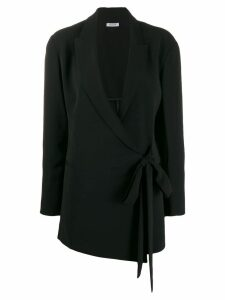 P.A.R.O.S.H. relaxed fit blazer - Black