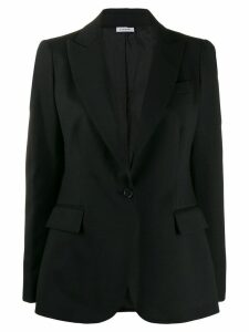 P.A.R.O.S.H. slim-fit blazer - Black