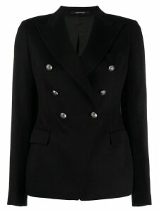 Tagliatore Jalicy blazer - Black