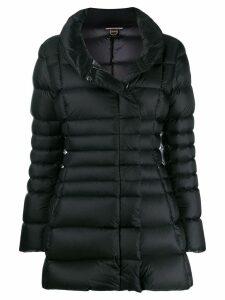 Colmar high-neck padded coat - Black