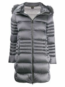 Colmar hooded padded coat - Grey