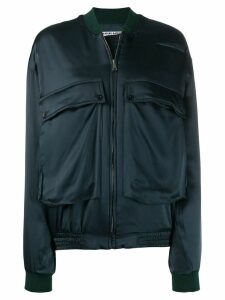 Katharine Hamnett London oversized bomber jacket - Green