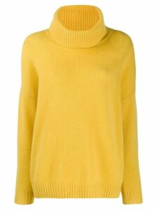 Philo-Sofie turtleneck long-sleeved jumper - Yellow