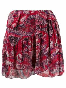IRO Tingo skirt - Red