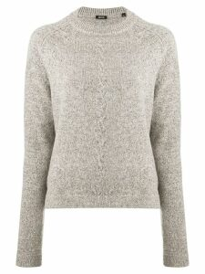 Aspesi fine knit sweater - Neutrals