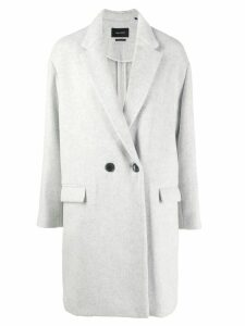Isabel Marant filipo coat - Grey